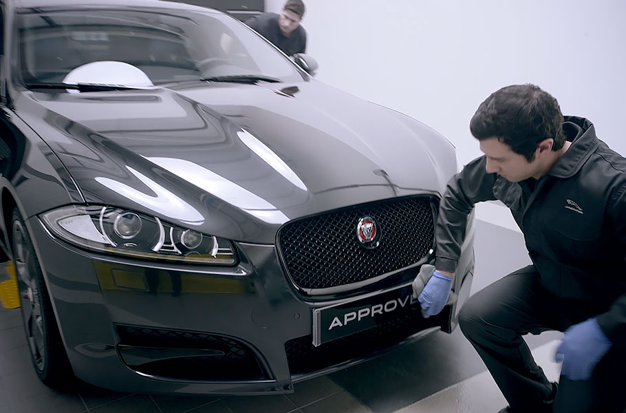 КОЖЕН APPROVED JAGUAR ВКЛЮЧАЄ: